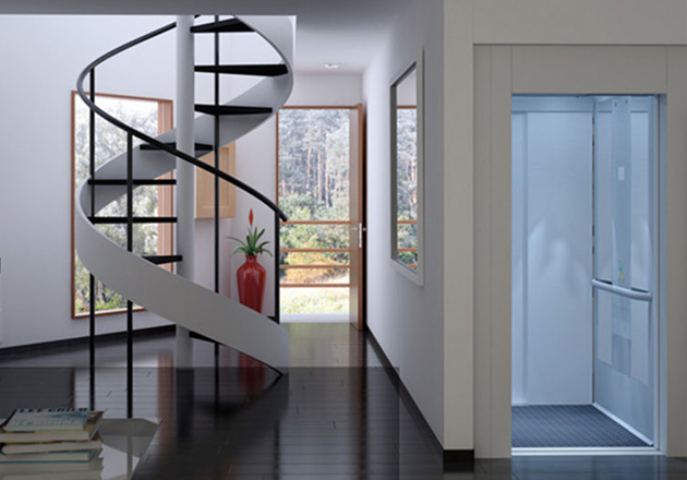 Cibes-A5000 Lifts for your home   ServoFlower Engineering